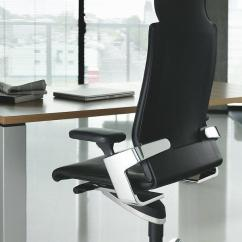 Office Sitting Chairs Leather Folding On 175/7 - From Wilkhahn | Architonic