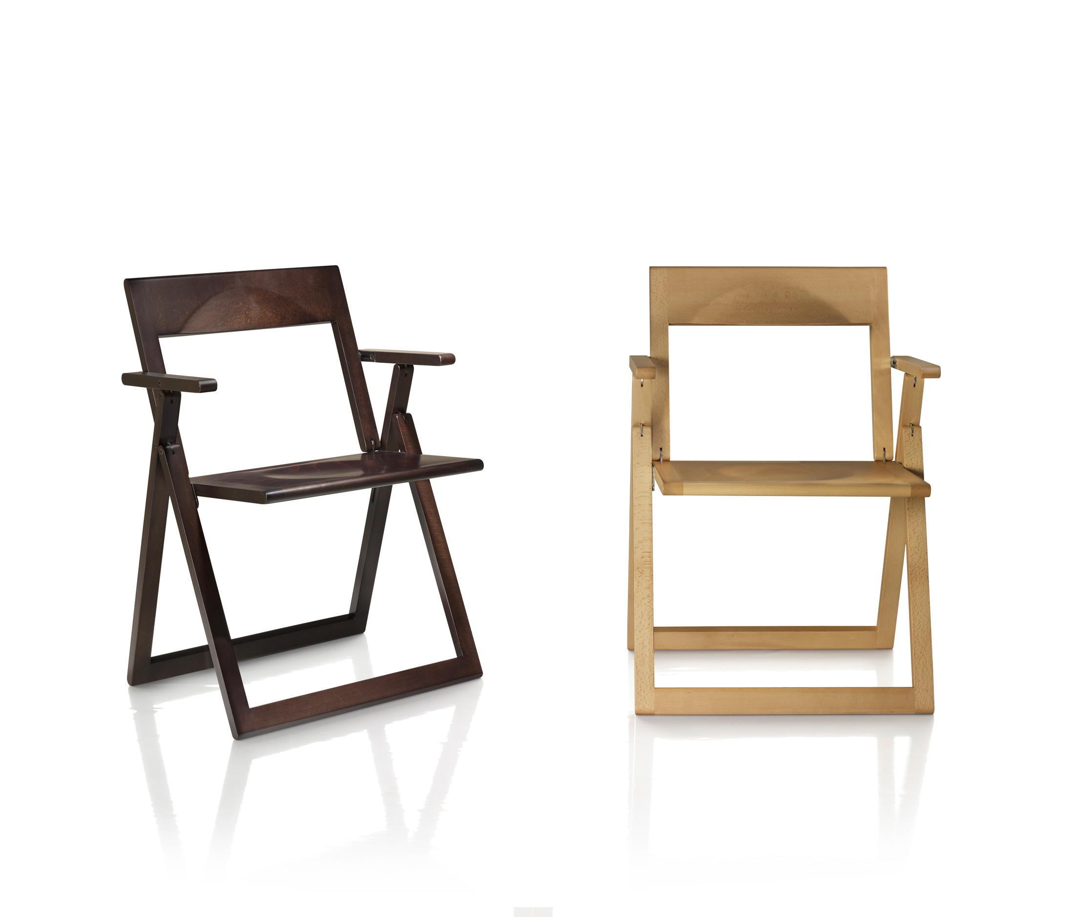folding chair desk cover rentals memphis aviva chairs from magis architonic by