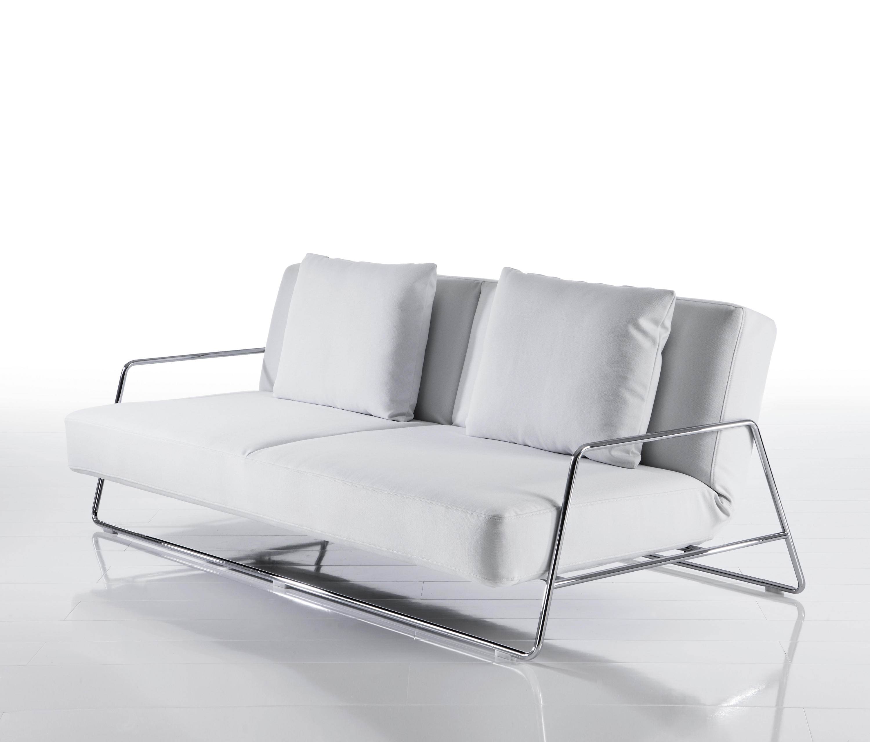 square sofa beds flexsteel bexley with nails sofabed sofas from brühl architonic
