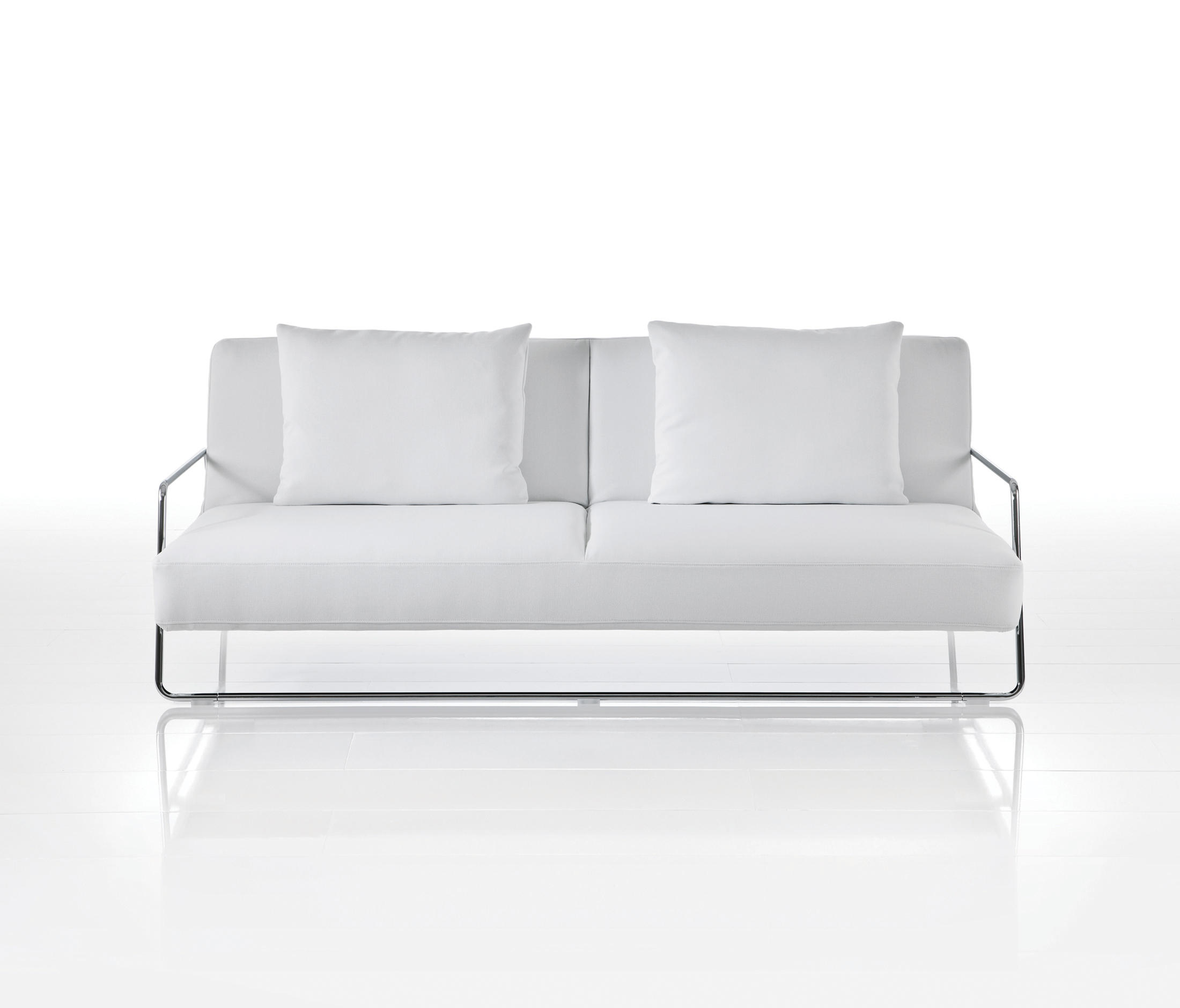 square sofa beds sure fit scroll 1 piece slipcover brown sofabed sofas from brühl architonic