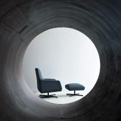 Revolving Chair Define Pronto Power Parts Dressed Lounge Chairs From Tacchini Italia Architonic