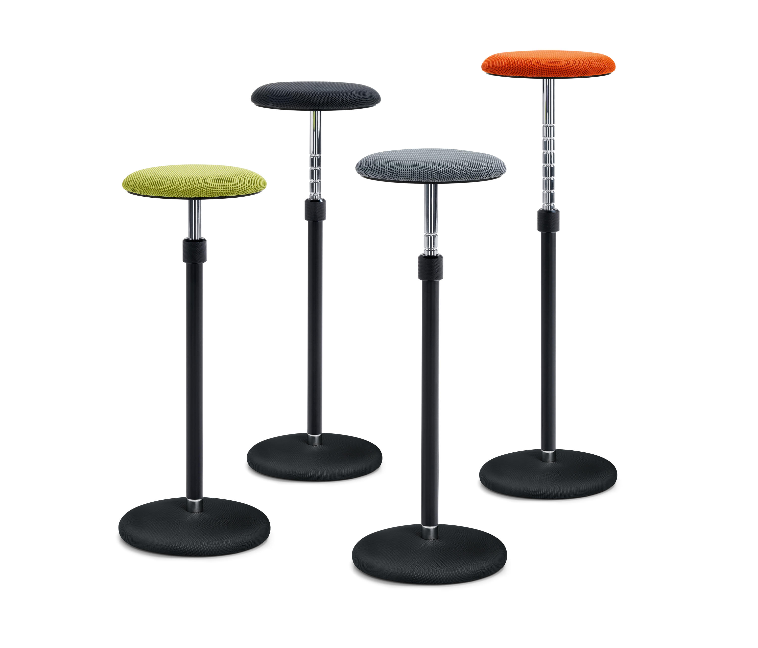 stand lean chair parsons seat covers sway stools from girsberger architonic