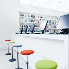 Stand Lean Chair Overview Design Sway Stools From Girsberger Architonic