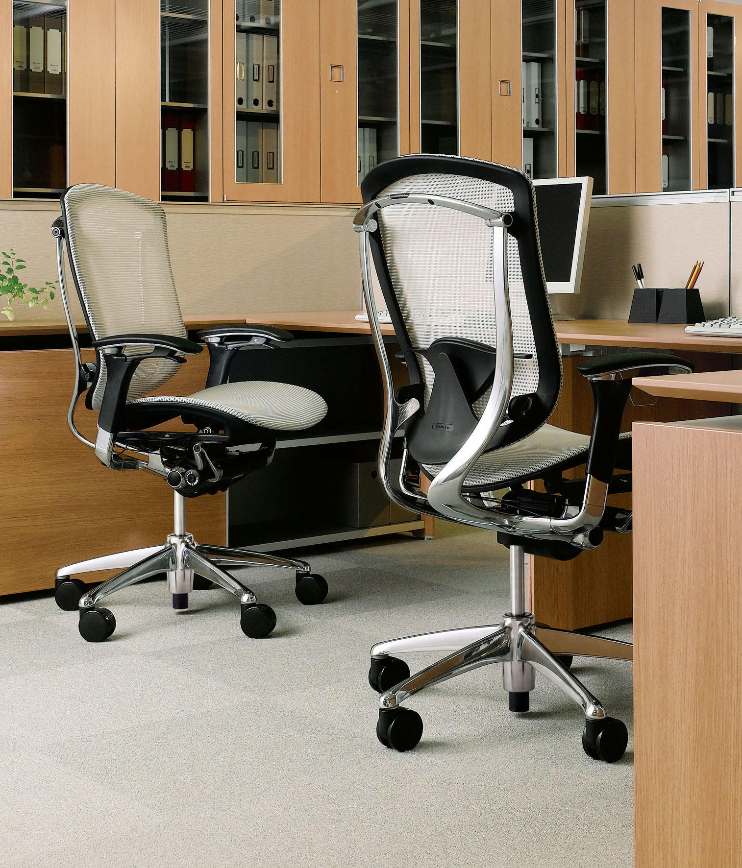 Contessa Chair Contessa Office Chairs From Okamura Architonic