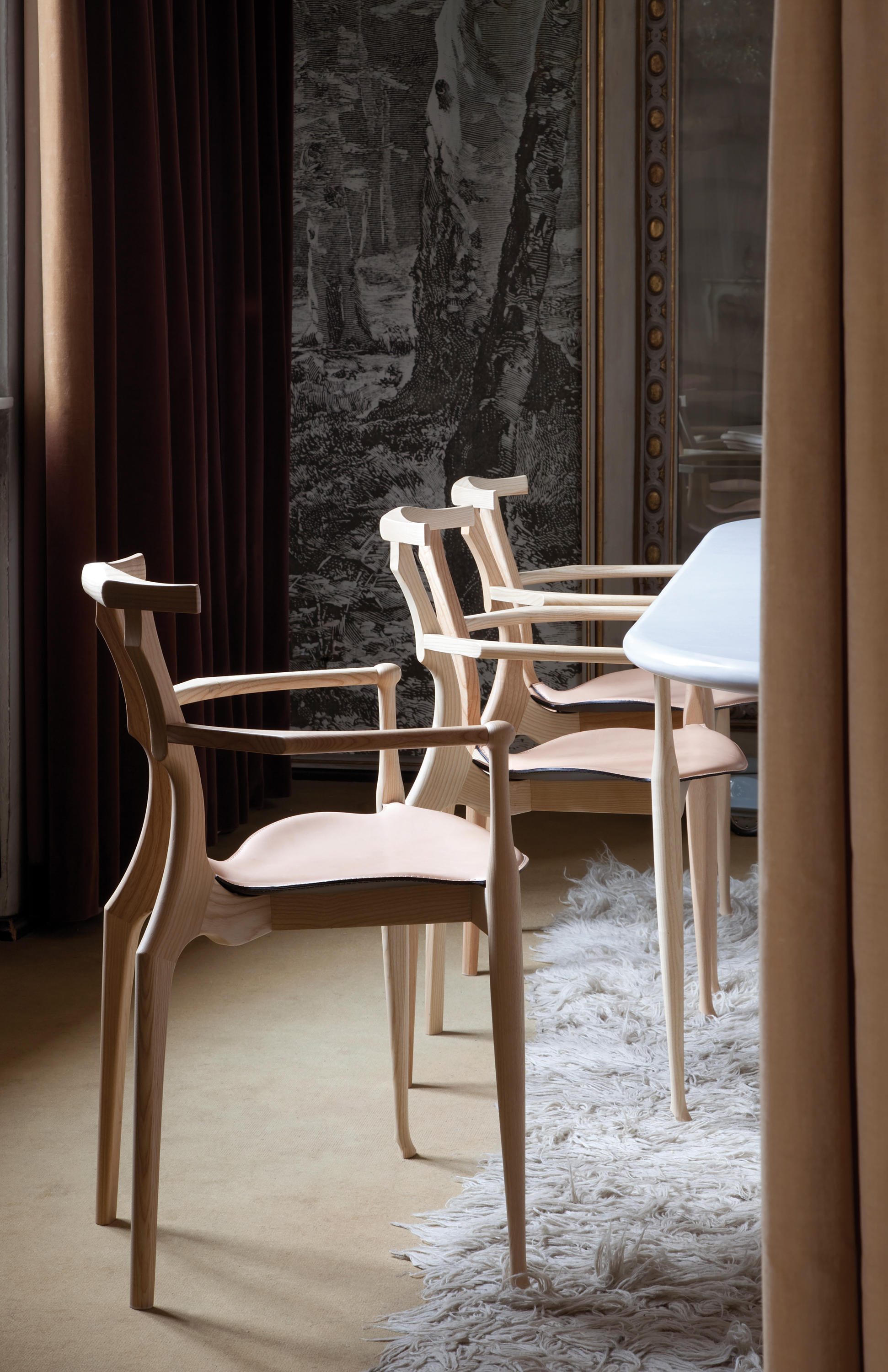 GAULINO CHAIR  Chairs from BD Barcelona  Architonic