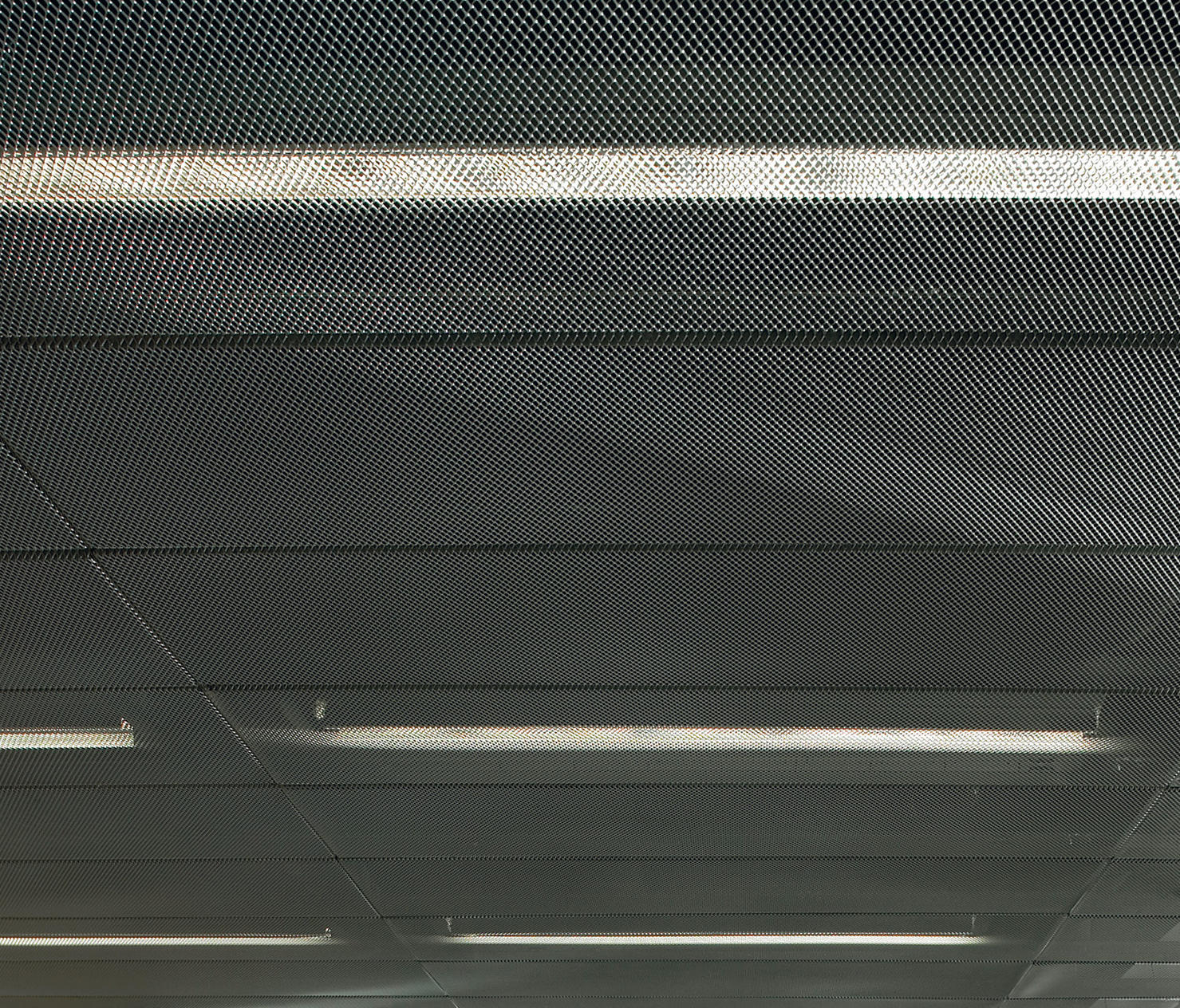 STRETCH METAL CEILING TILES