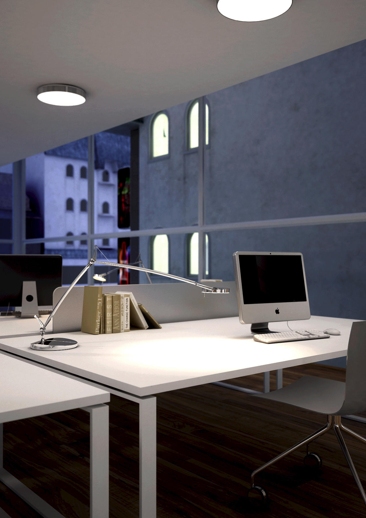 PERCEVALLED  Reading lights from Miln Iluminacin  Architonic