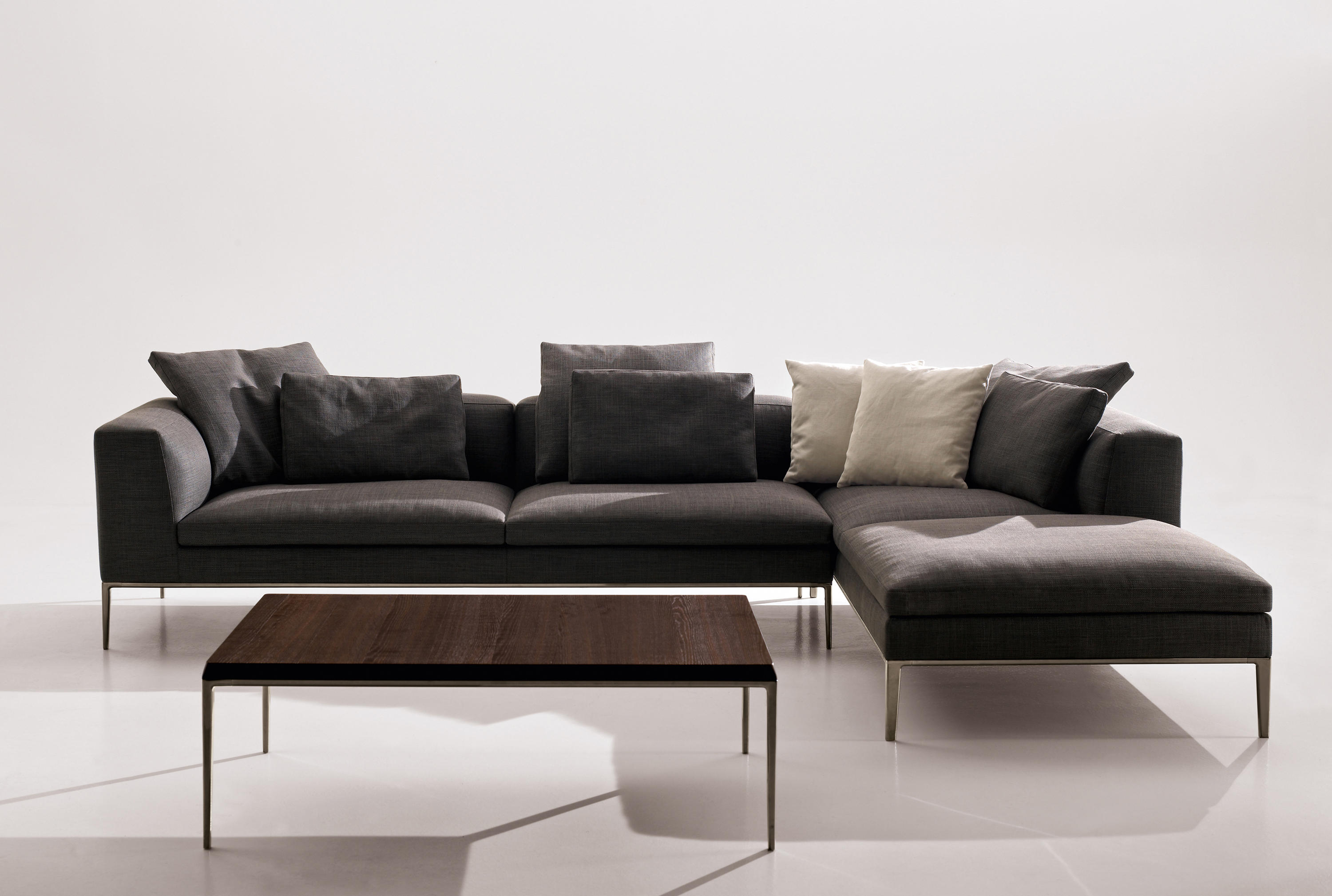 different types of sofas sofitalia leather sofa michel - lounge tables from b&b italia | architonic