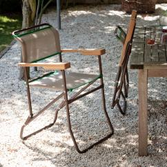 Folding Chair Nathaniel Alexander Patio Swing With Stand Mash Garden Chairs From Richard Lampert