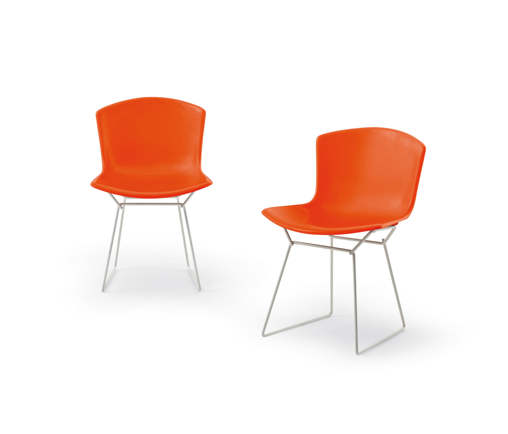 bertoia side chair upholstered dining chairs set of 2 visitors from