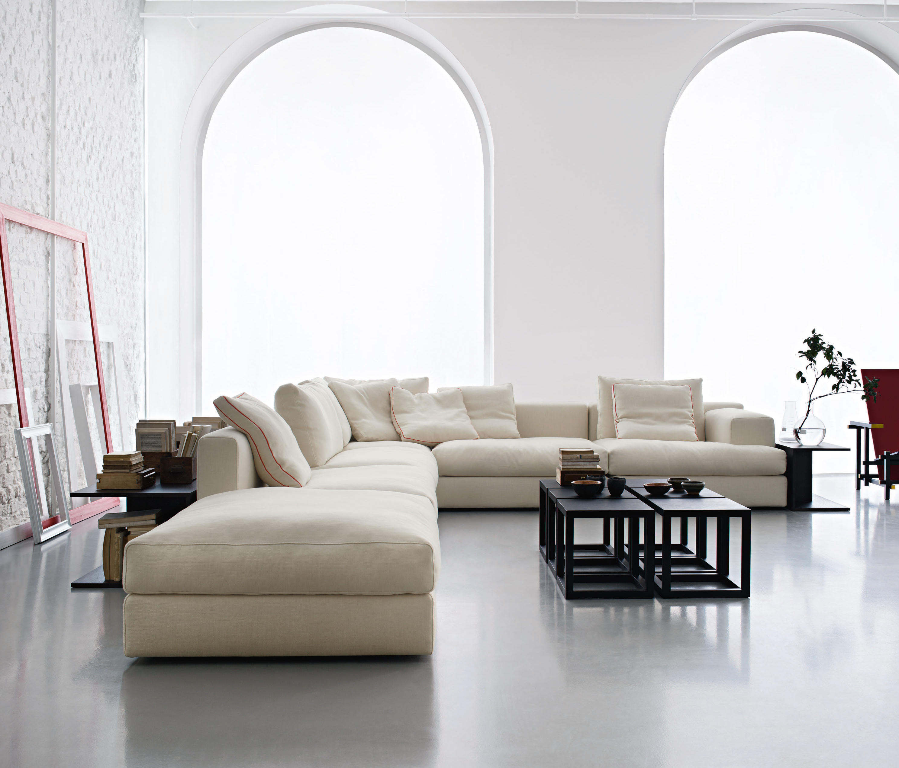 193 MILOE  Sofas from Cassina  Architonic