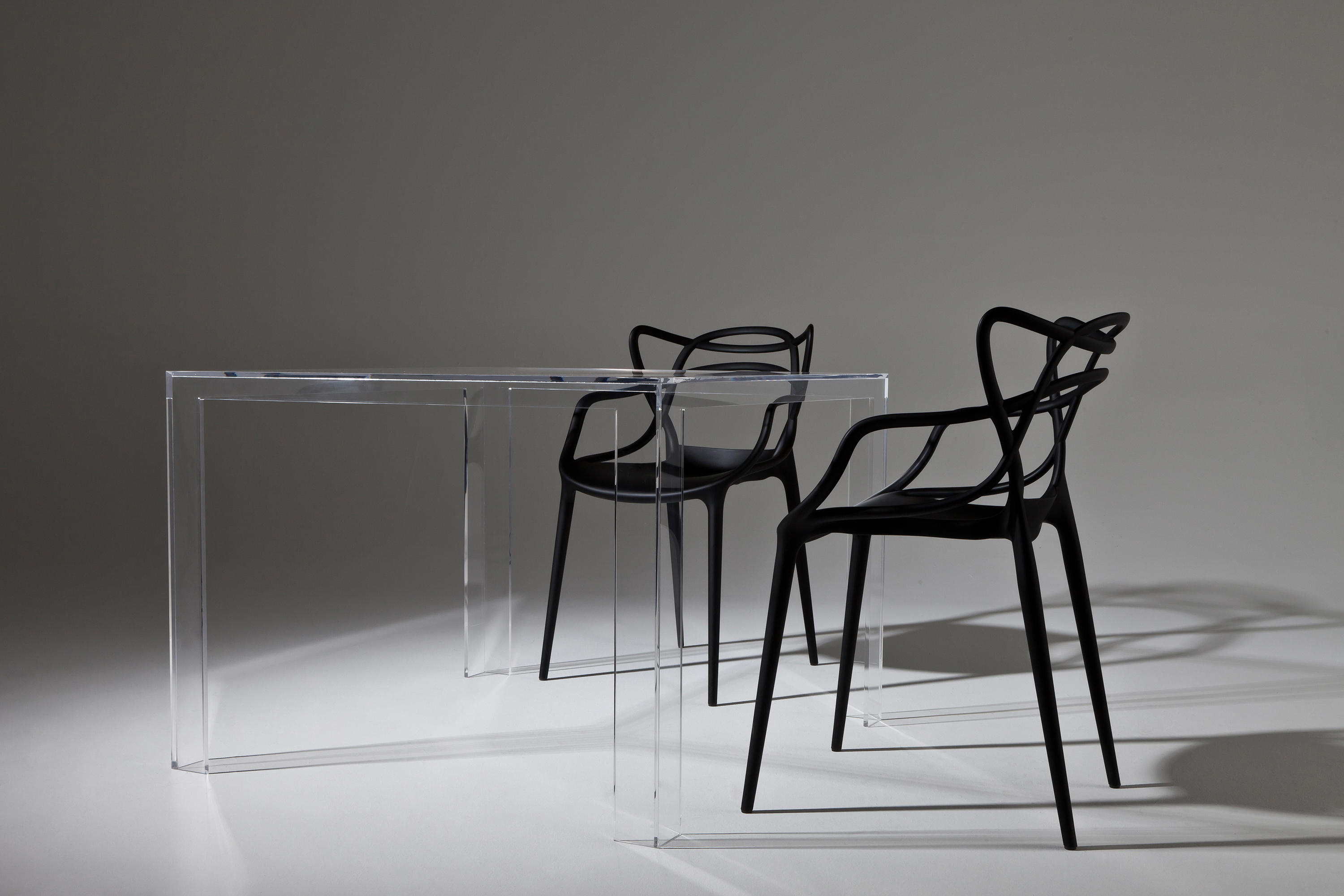 INVISIBLE SIDE  Lounge tables from Kartell  Architonic