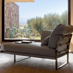 3 Seater Sofa Black Leather Exquisite Sofas Metropolitan - From Fendi Casa ...