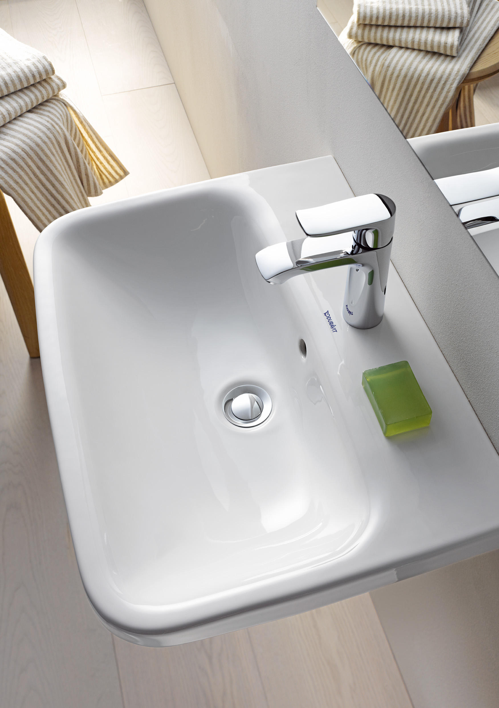 DURASTYLE ABOVE COUNTER BASIN Wash Basins From DURAVIT Architonic
