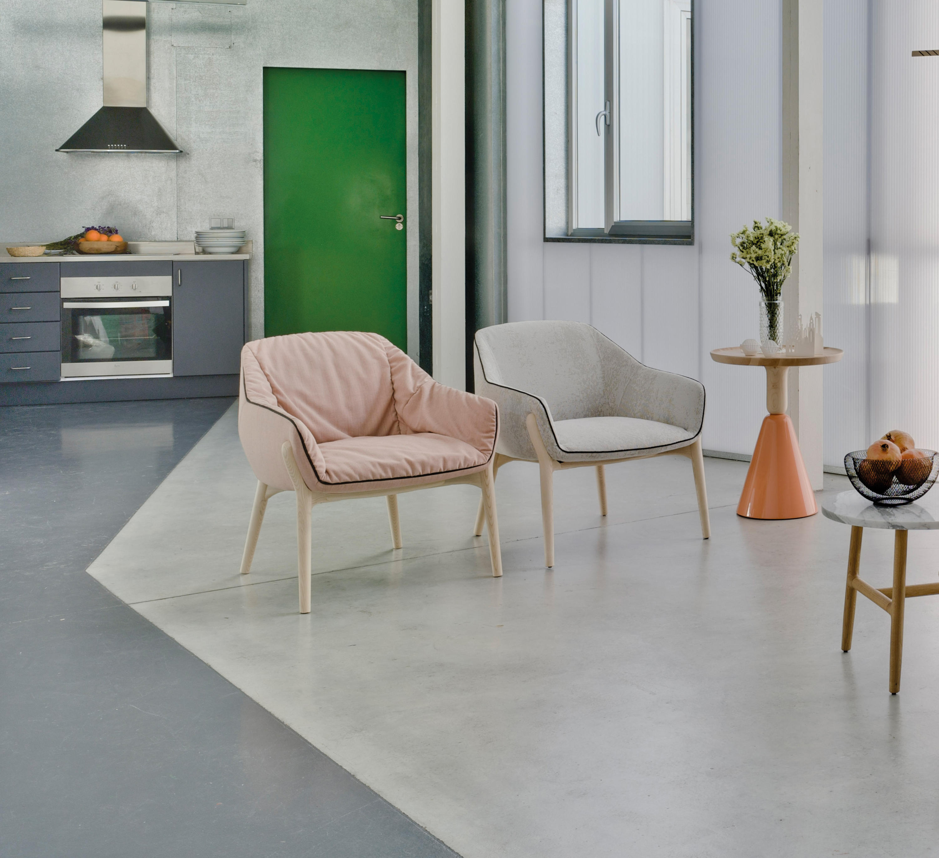 NIDO  Armchairs from Sancal  Architonic