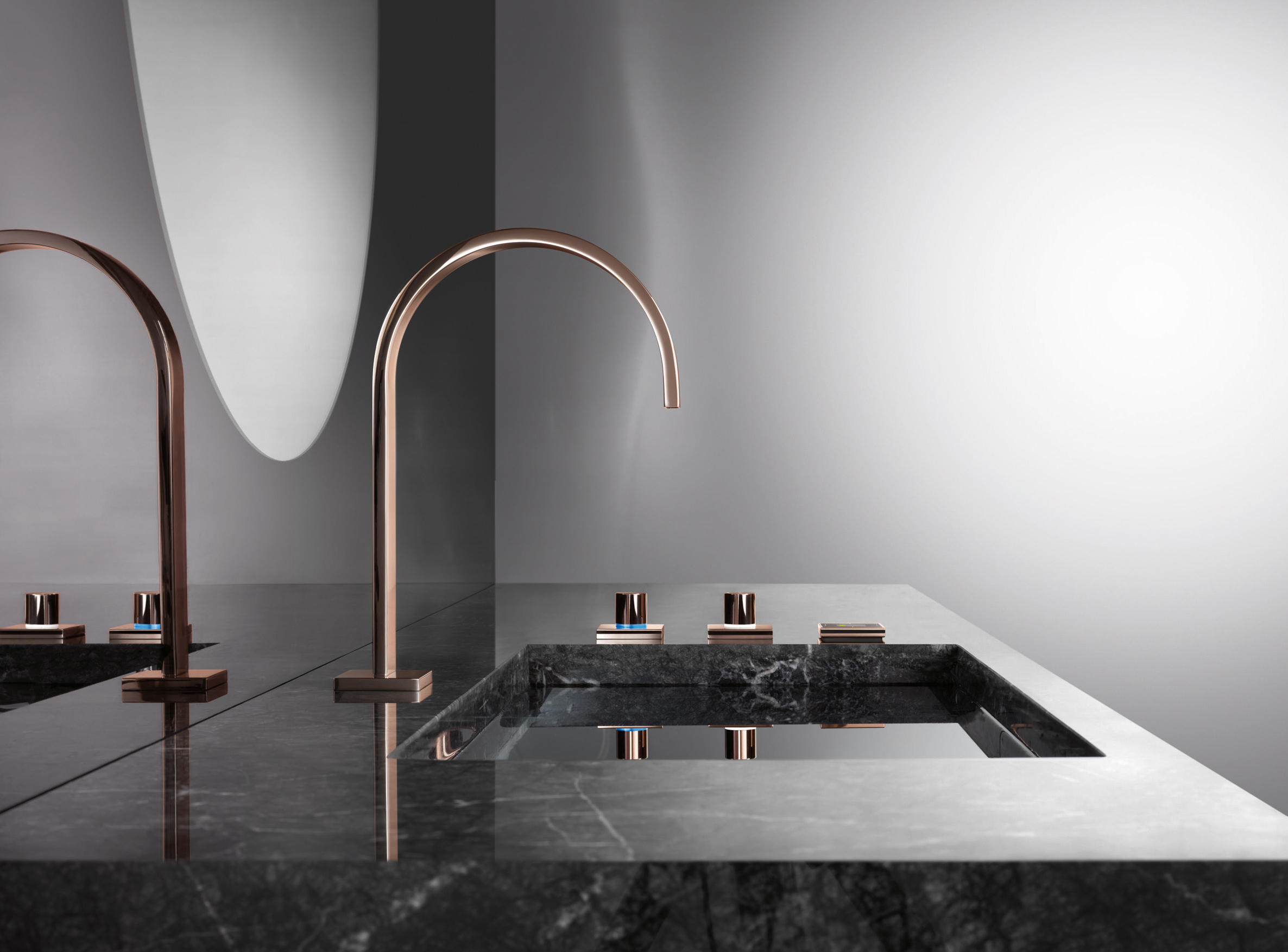 dornbracht faucet kitchen cabinet liner cyprum taps from architonic by