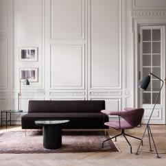 Sofa 1 Seater Metal Legs Canada Modern Line - Lounge Sofas From Gubi | Architonic