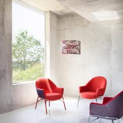 Outside Lounge Chairs Cool For Bedrooms Uk S 831 With Writing Panel - Lounge-work Seating From Thonet | Architonic