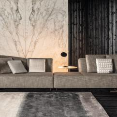 Feather Sofa Cushions 3 2 Sofas Lounge Seymour - From Minotti | Architonic