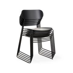 Wheelchair Zip Wire Dining Side Chair Plc Restaurant Chairs From Modus Architonic