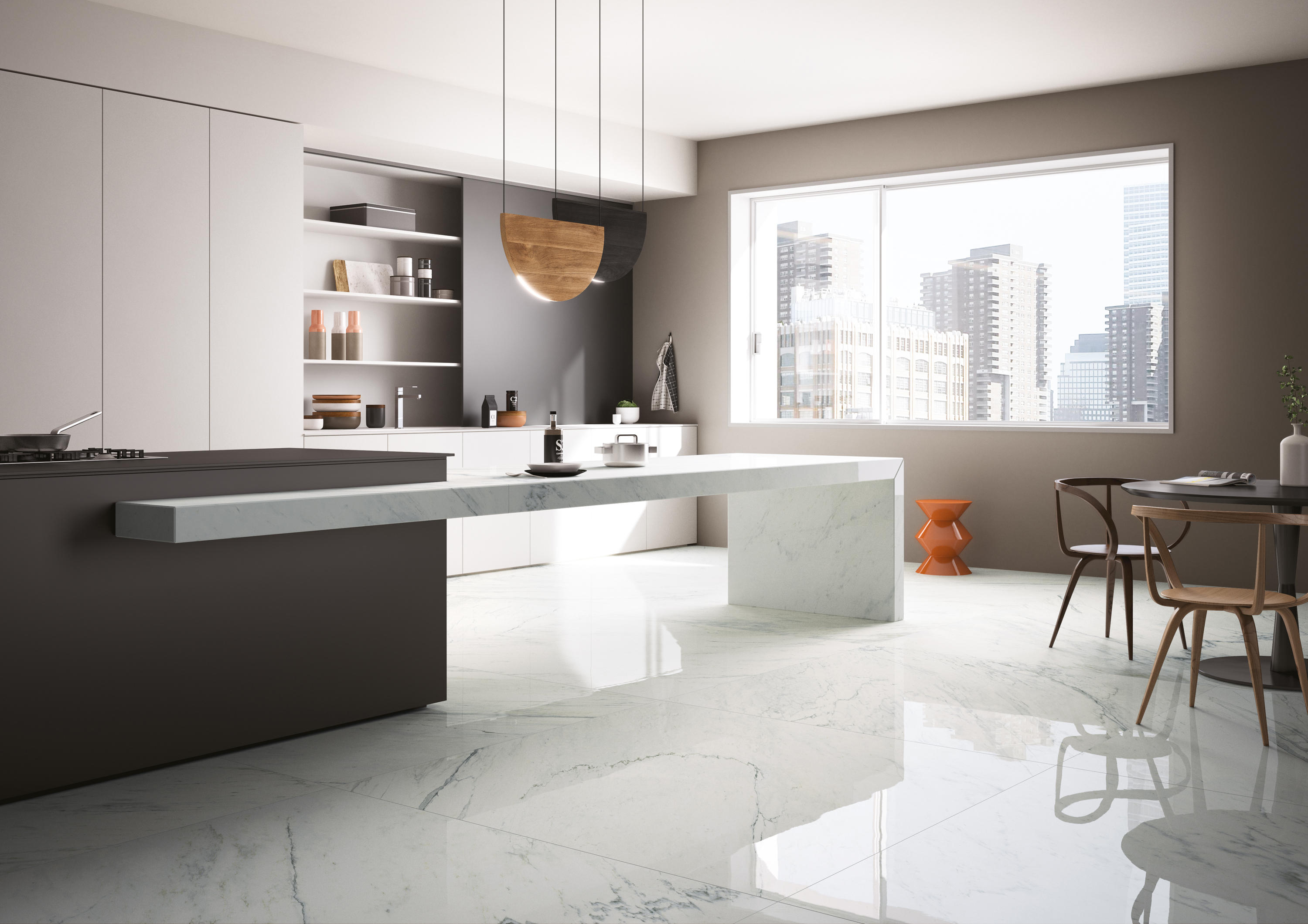 MARMI MAXIMUM PIETRA GREY  Ceramic tiles from