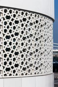 PERFORATED PANELS - Concrete panels from IVANKA | Architonic