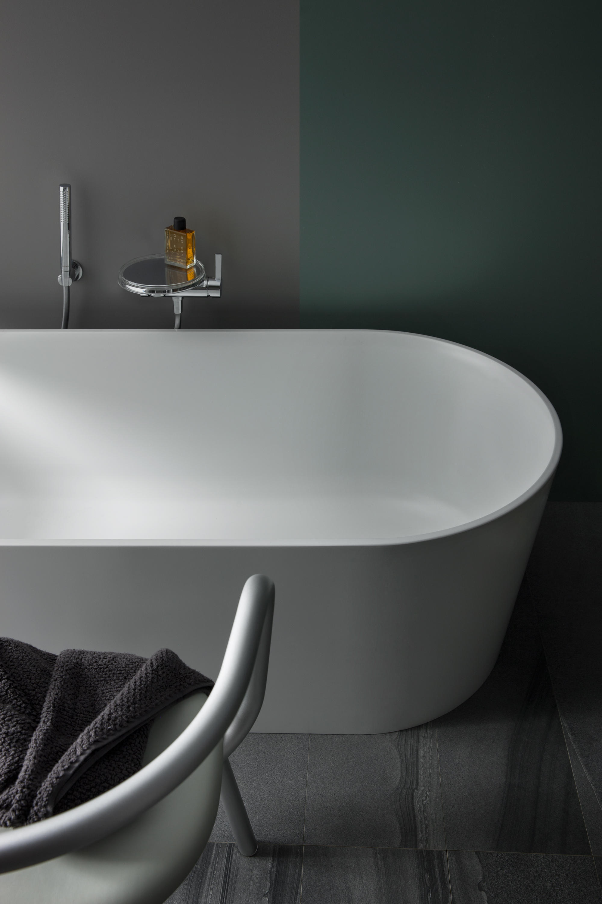 VAL BATHTUB FREESTANDING Bathtubs From Laufen