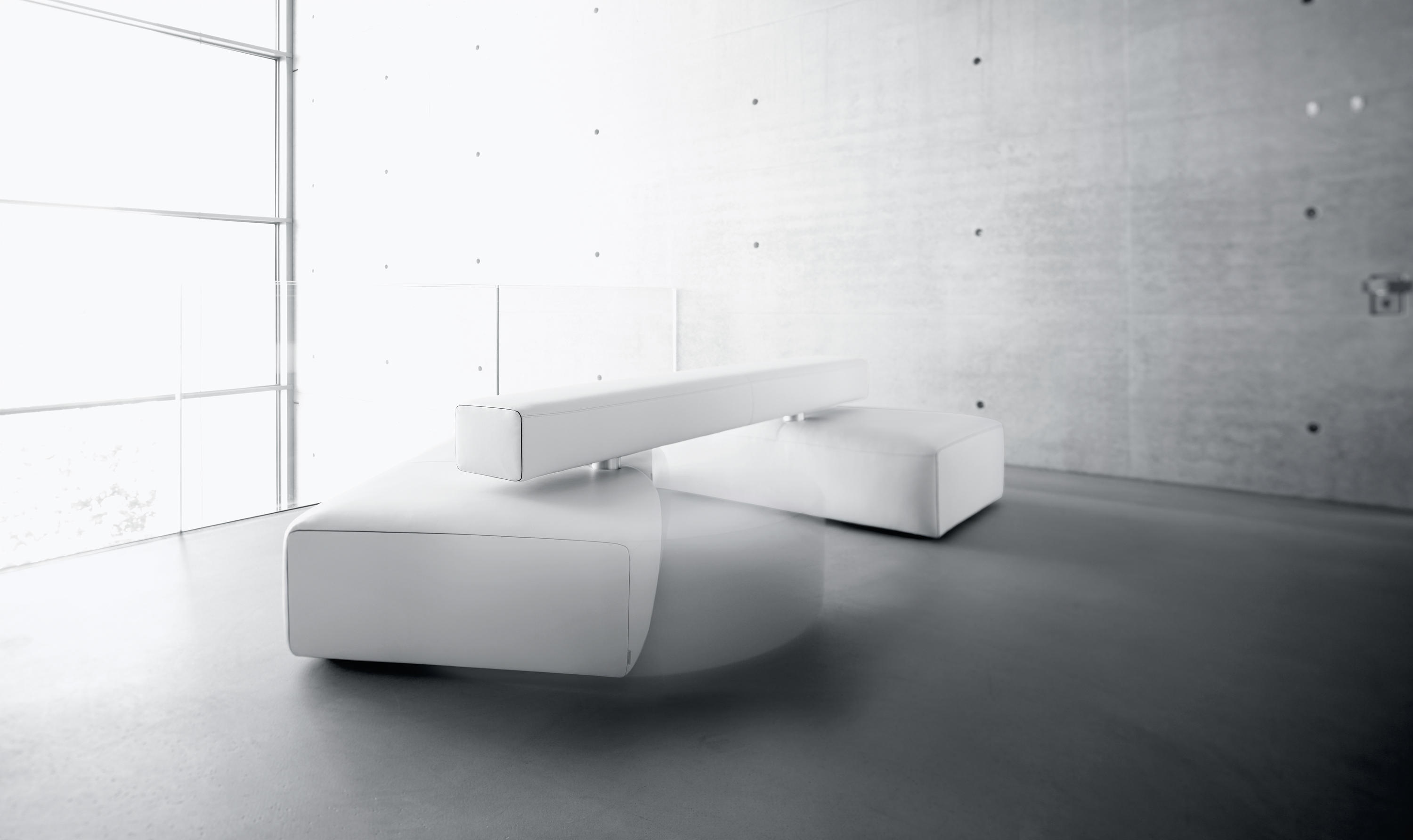 three sixty round sofa lounger do they make slipcovers for reclining sofas threesixty lounge from walter k architonic