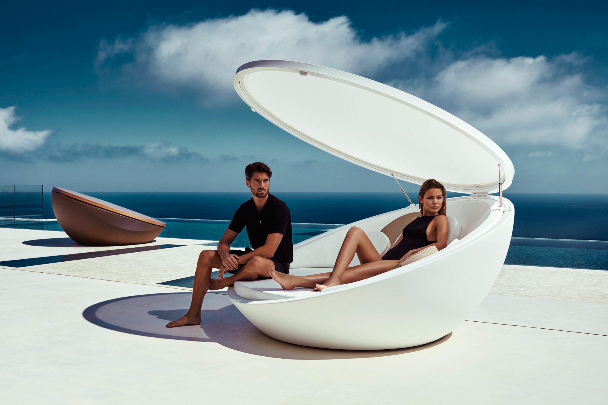 ULM LOUNGE CHAIR  Armchairs from Vondom  Architonic