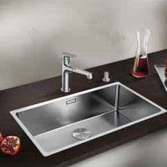 Blanco Kitchen Sinks Stainless Steel Faucet Review Andano 180-if - From | Architonic