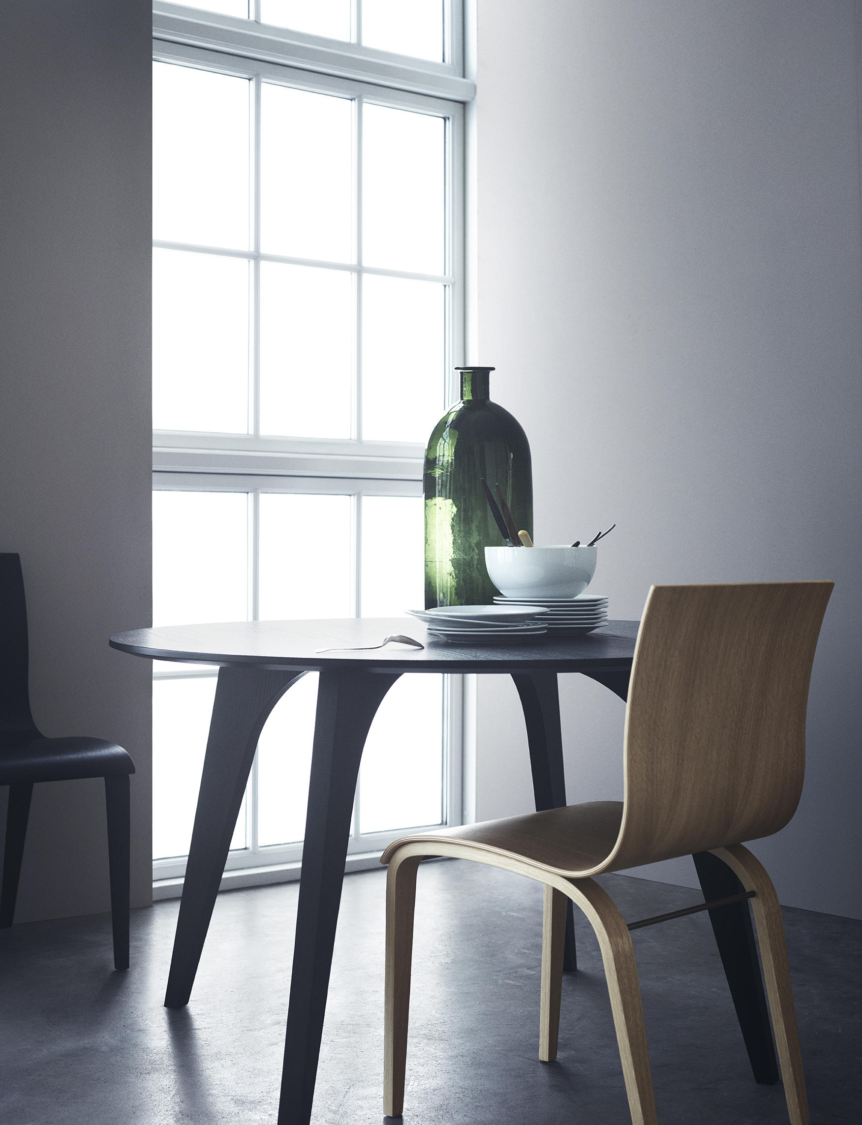 copenhagen dining chairs fabric for room chair one visitors side