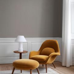 Lounge Chair Leather White Covers Canada Swoon - Armchairs From Fredericia Furniture | Architonic