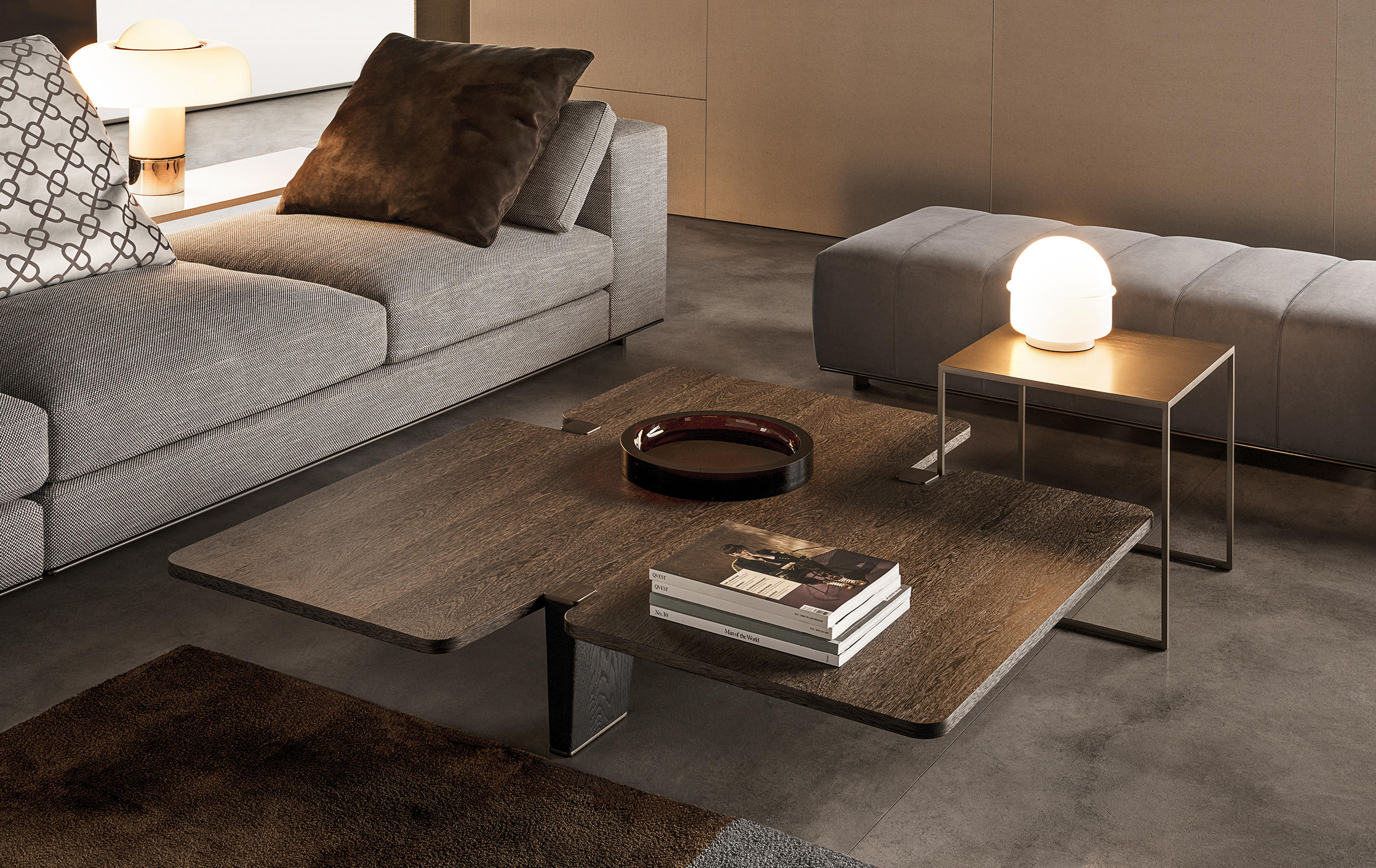 JACOB COFFEE TABLE  Coffee tables from Minotti  Architonic