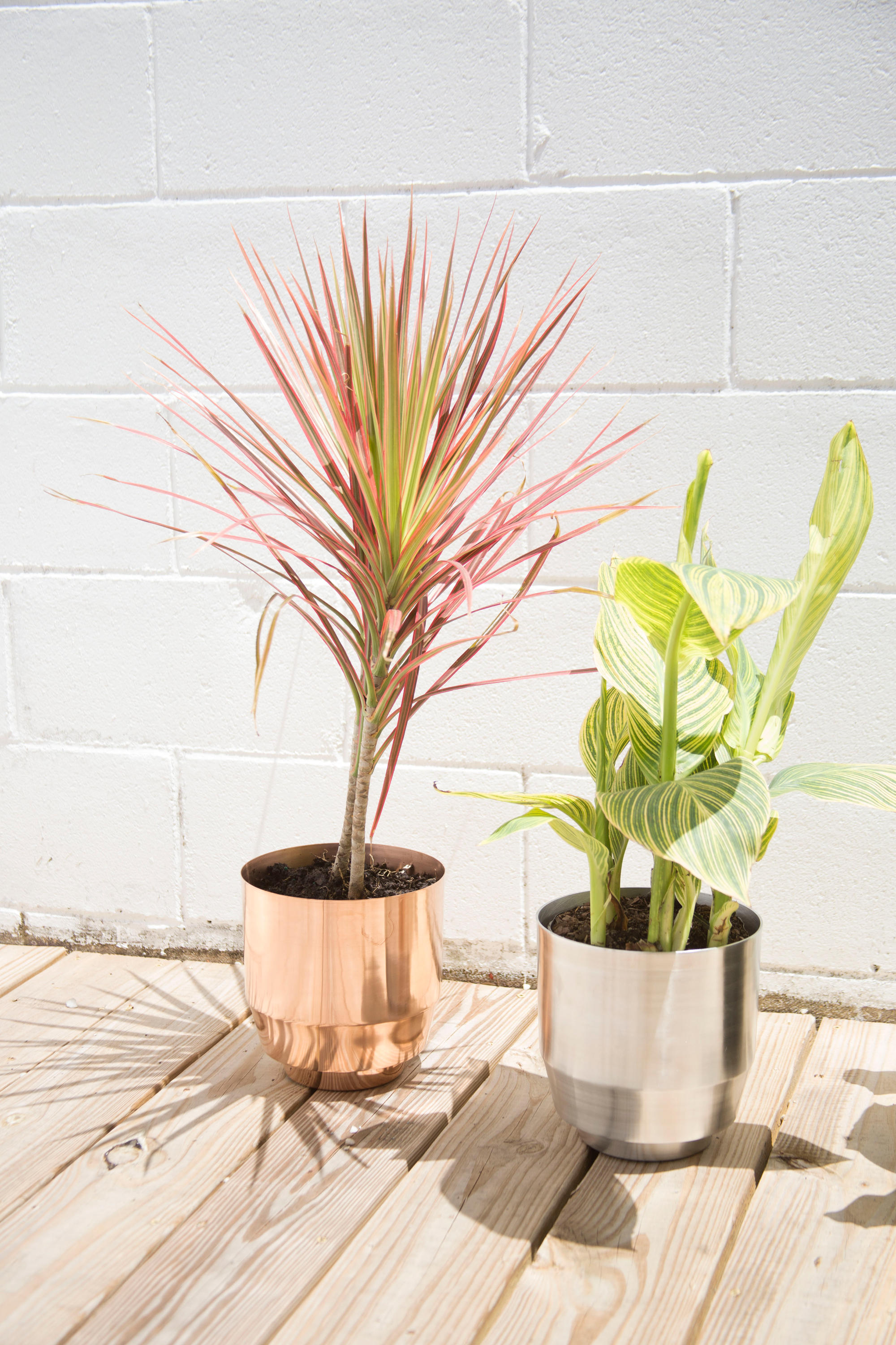 INDOOR SPUN BOWL 8  COPPER  Plant pots from Yield  Architonic