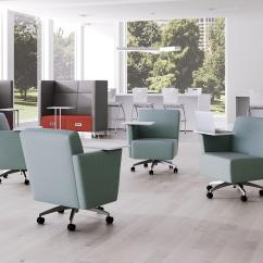 Office Lounge Chairs Tall Adjustable Chair Fringe Club Armless From National