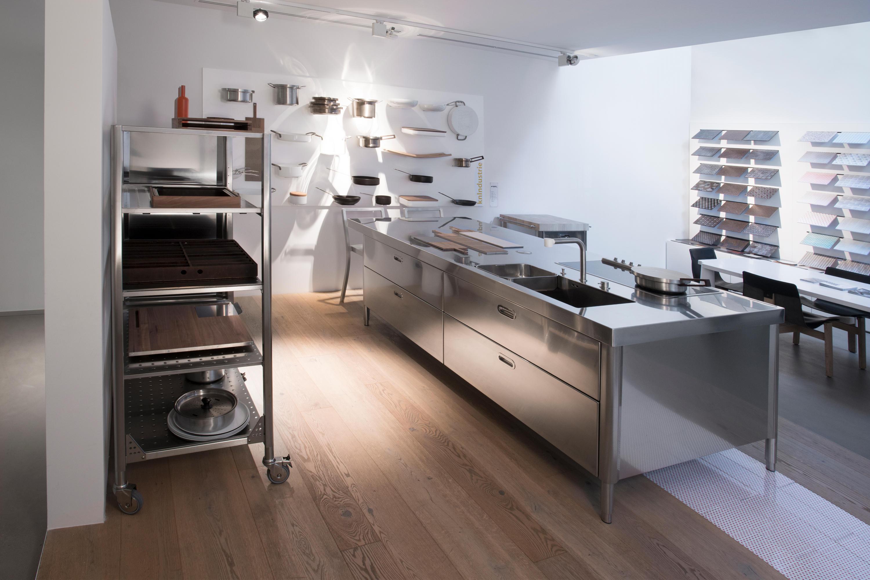 CUCINE 250  Cucine compatte ALPESINOX  Architonic