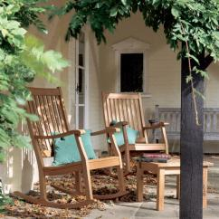 Newport Rocking Chair Phil Teds Poppy High Nz Armchairs From Barlow Tyrie Architonic By