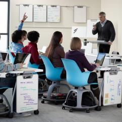 Steelcase Classroom Chairs Desk Chair Pillow Verb Desks From Architonic