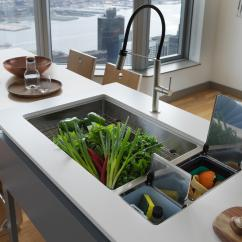 Franke Kitchen Sinks Appliance Packages Chef Center Stainless Steel From