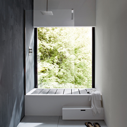 Unico Bathtub I Shower by Rexa Design  Unico Bathtub  Unico