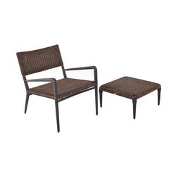 kingsley bate amalfi club chair posture and ottoman set white gartensessel mit fusshocker - hochwertige designer   architonic