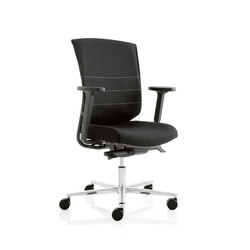 revolving chair gym deluxe bands office chairs high quality designer architonic work light emmegi