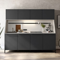 compact kitchens pine kitchen chairs for sale high quality designer architonic urban siematic