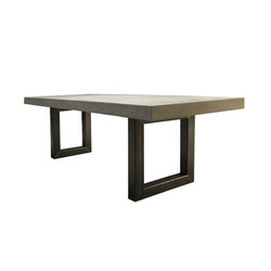 concrete kitchen table builder zen coffee tables from trueform dining