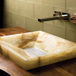 sync drop in vessel sink honed basalt
