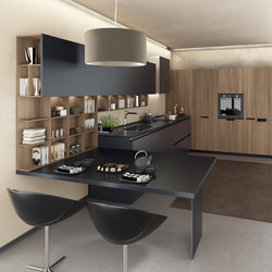LAIN MULTISYSTEM  Fitted kitchens from Euromobil  Architonic