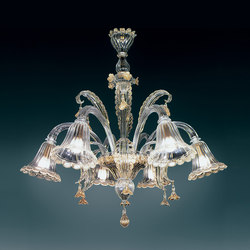 704 L6 Wall Mounted Chandeliers Leucos