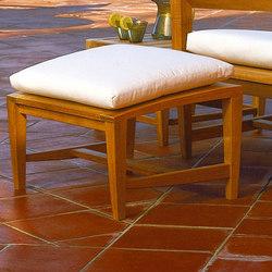 kingsley bate amalfi club chair desk hardwood floor ottoman stools from architonic poufs