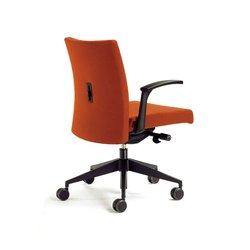 revolving chair adjustable height dining office chairs high quality designer architonic m2 estel group