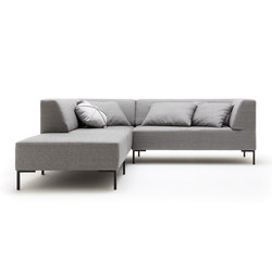 rolf benz freistil sofa no 180 spencer leather 5 piece sectional 185 sofas from architonic